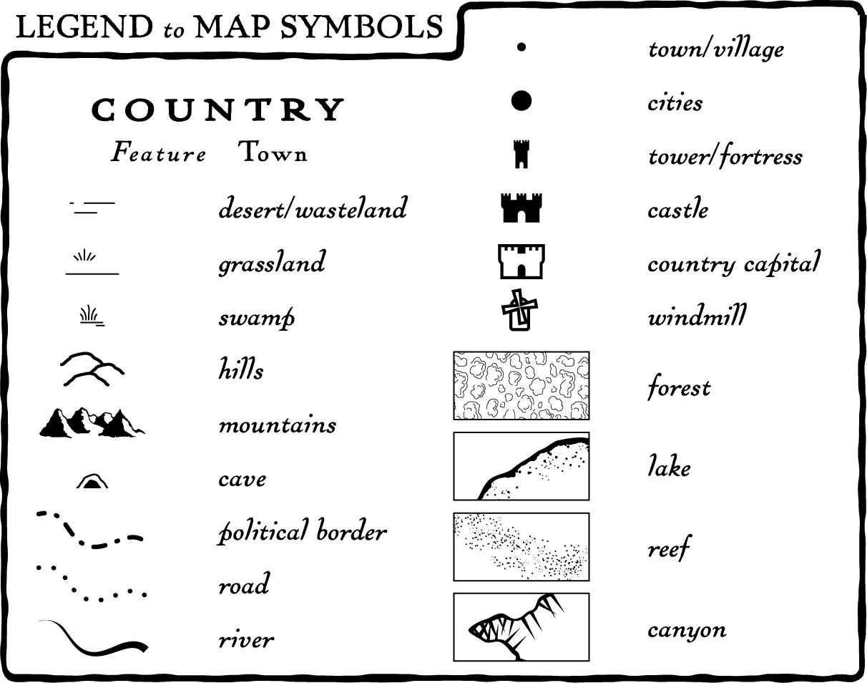 Map Symbols Worksheet Kindergarten